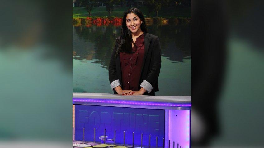 Melody Akhtari Wheel of Fortune winner-.