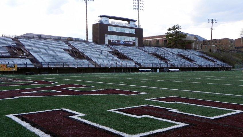 O'Kelly Riddick Stadium North Carolina Central University.