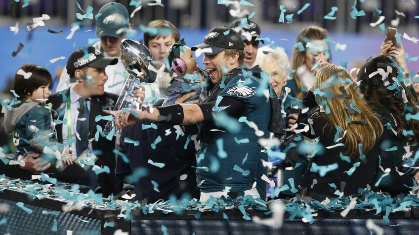 Philadelphia Eagles Super Bowl LII win