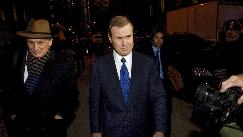 Phillip Bennett former Refco CEO leaves Federal Court