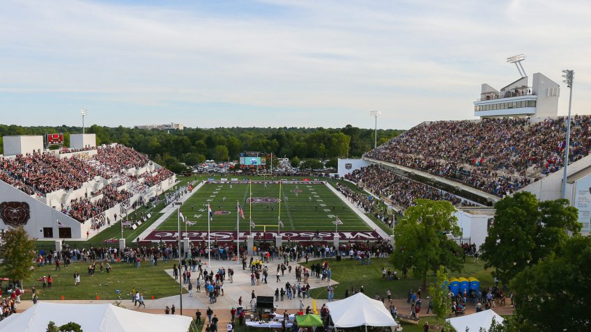 Robert W Plaster Stadium Missouri State University.