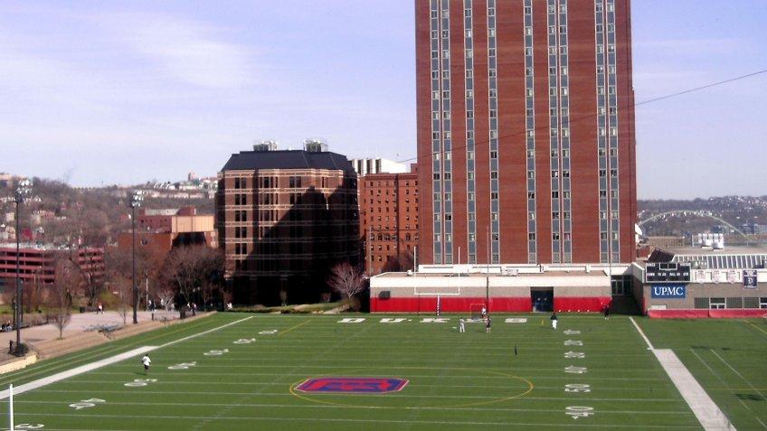 Rooney Field Duquesne University Pennsylvania.