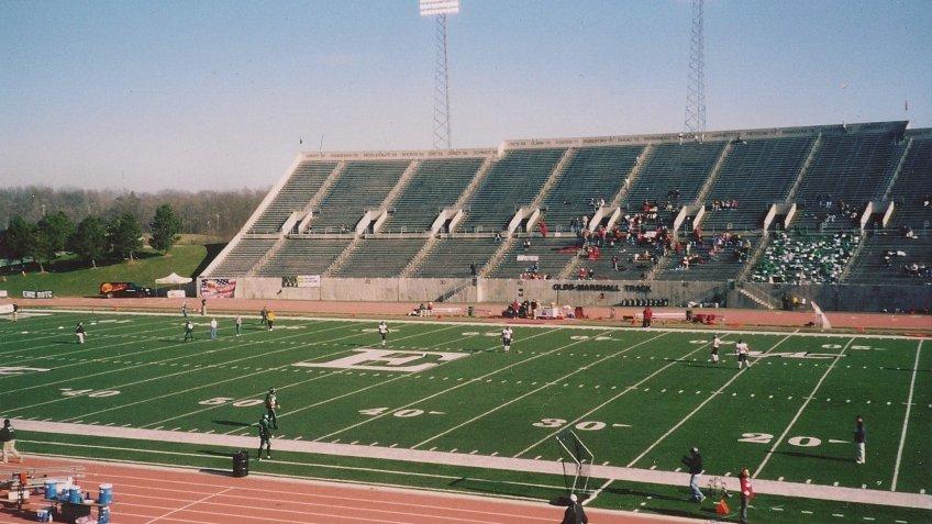 Rynearson Stadium Eastern Michigan University.