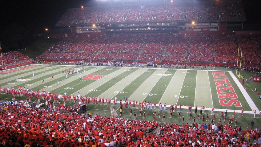 SHI Rutgers Stadium New Jersey.