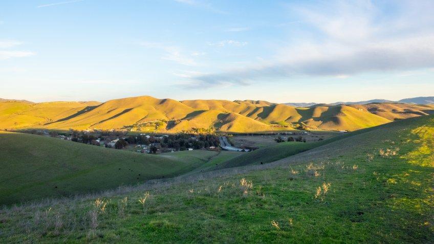 Tassajara Ridge Trail Loop is a 9.