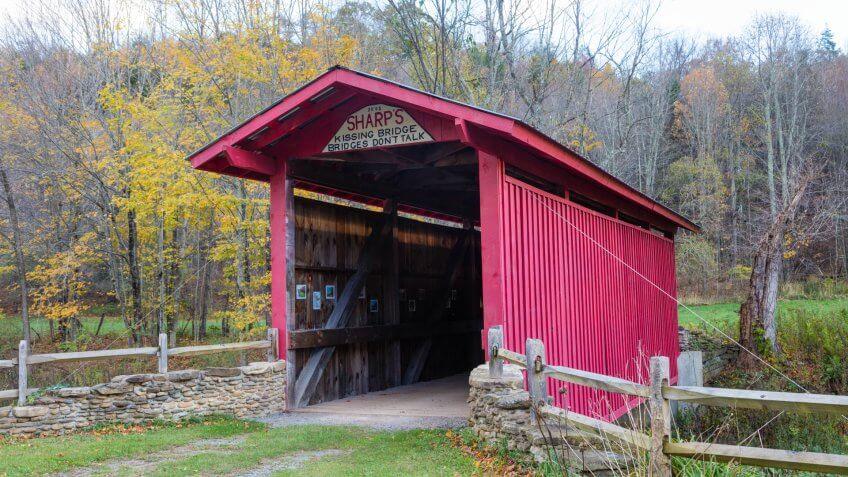 Slaty Fork - West Virginia