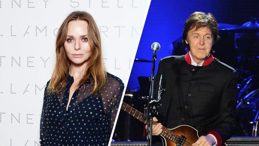 Stella McCartney vs Paul McCartney net worth
