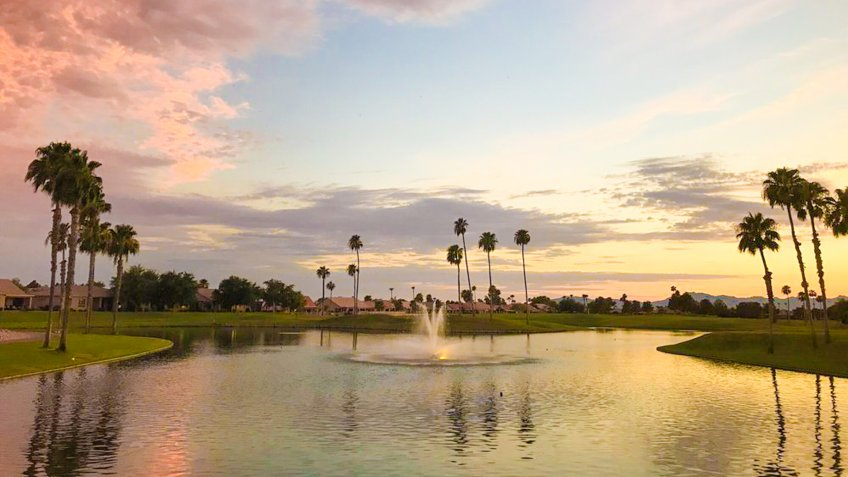 Sun Lakes - Arizona