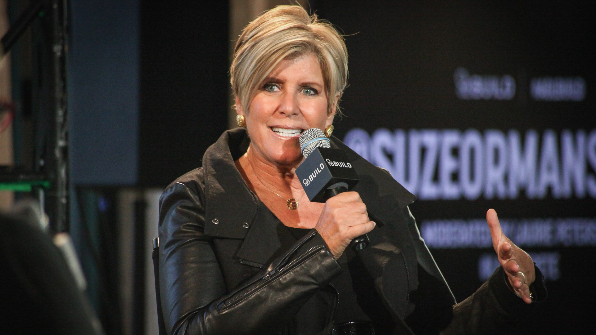 Suze Orman financial expert