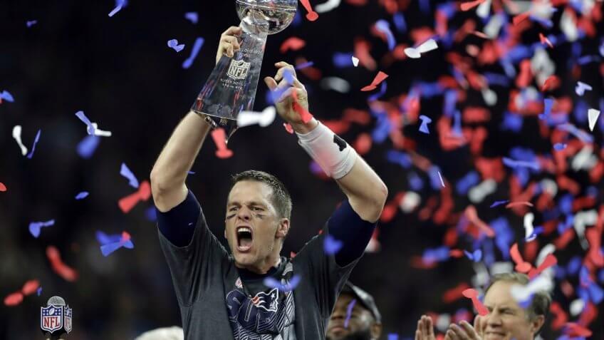 Tom Brady New England Patriots Super Bowl 51