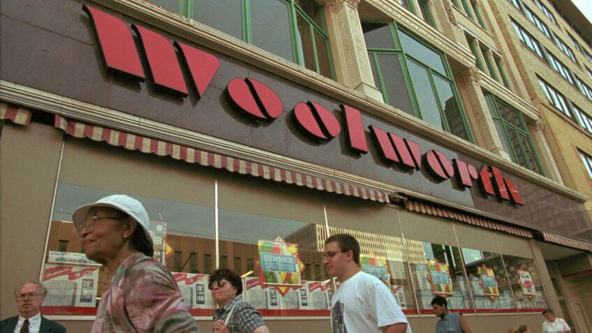 Woolworth Store in Buffalo New York