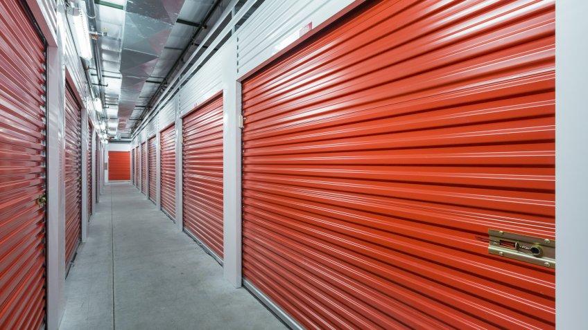 public storage unit