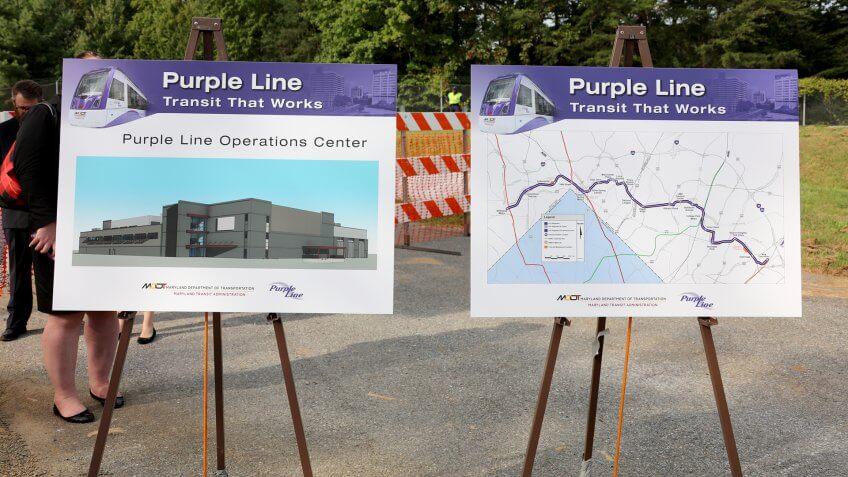 Maryland Purple Line