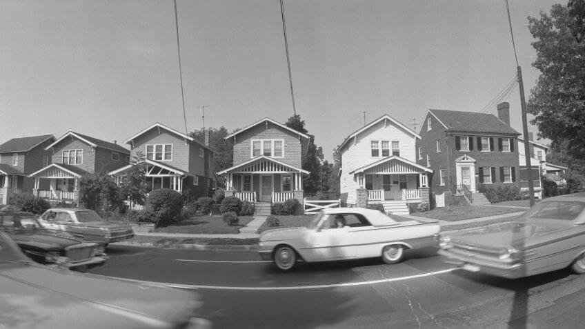 1963 homes