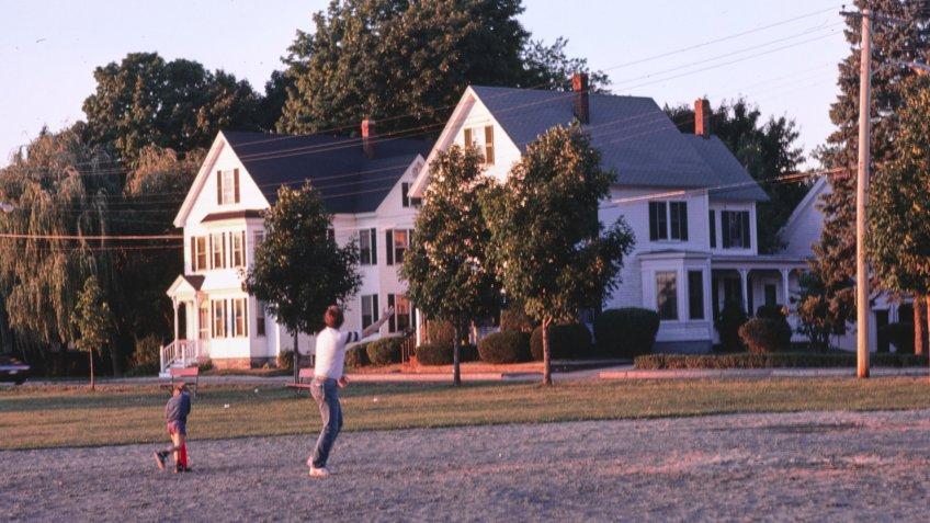 1987 Lowell Massachusetts neighborhood