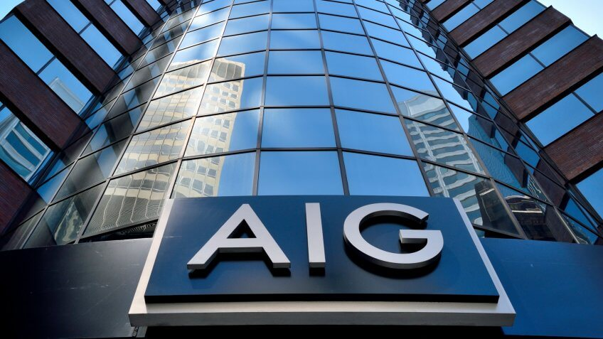 American International Group AIG