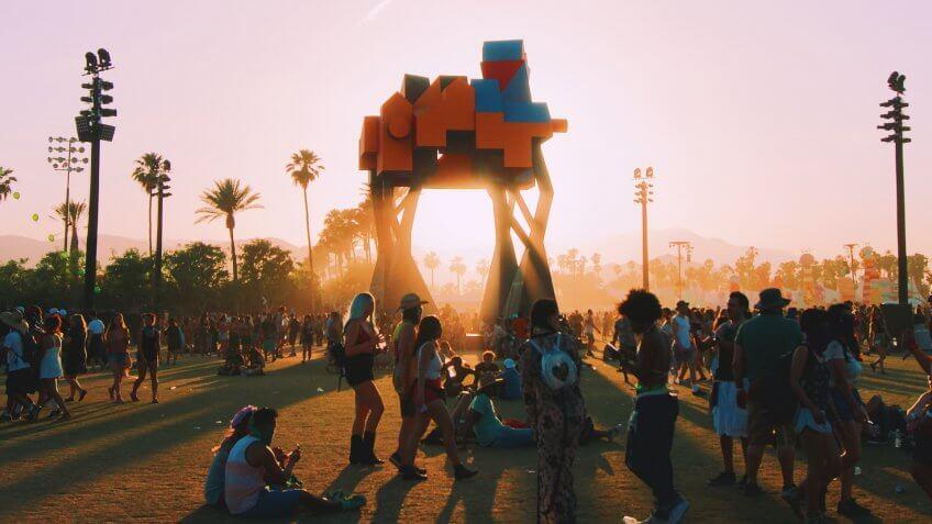 Coachella California