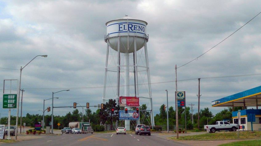 El Reno, Oklahoma is Canadian County's county seat.