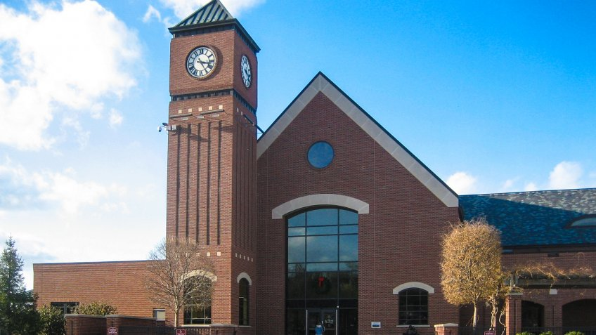 Fairfield Ohio library