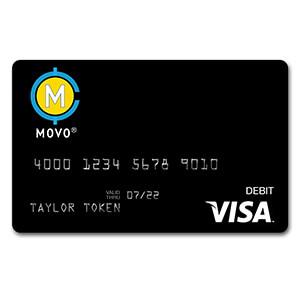 MOVO Visa Card