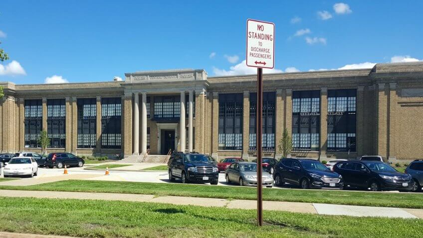 Mayfield Heights Ohio Middle School
