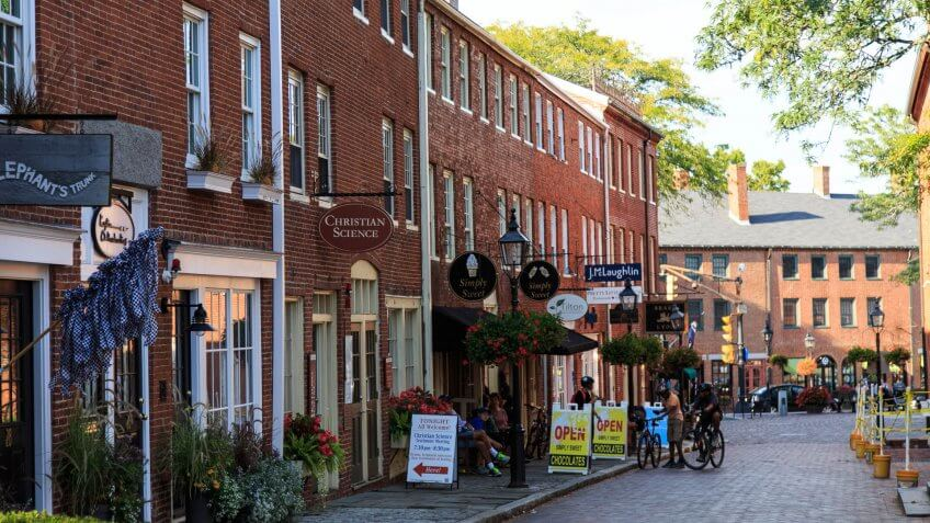 Newburyport Massachusetts