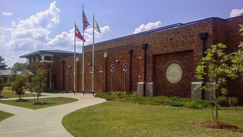 Pearl, Mississippi Community Center