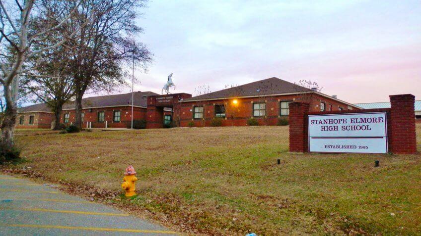 Stanhope Elmore High School in Millbrook Alabama