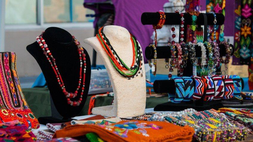 artisan homemade goods shop