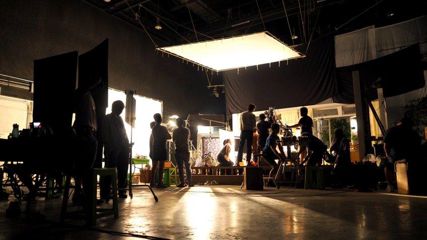 film location set