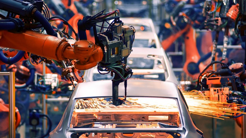 manufacturing industry for cars