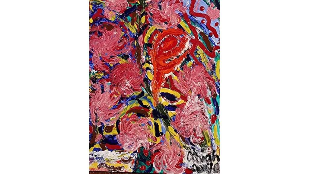 Abiah Avila Blossom Dance Painting Amazon