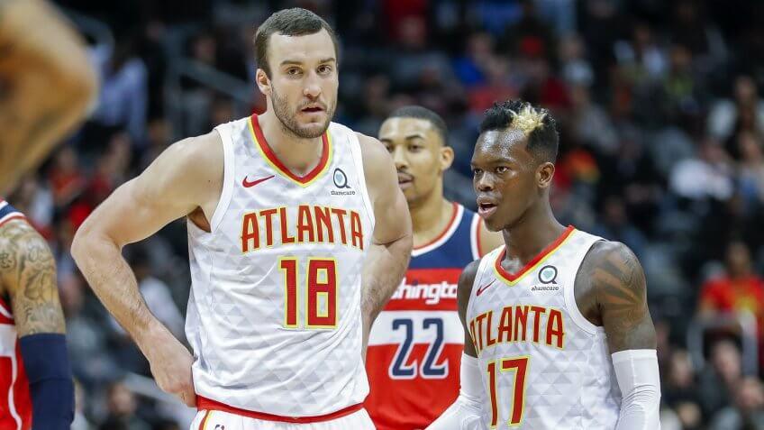 Atlanta Hawks, basketball