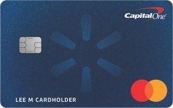Capital One Walmart Rewards Mastercard