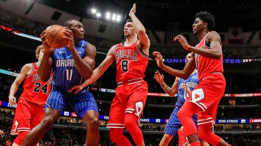 Chicago Bulls, Orlando Magic, basketball