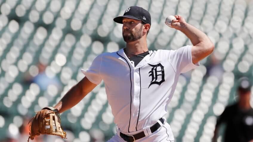 Daniel Norris, Detroit Tigers, baseball, sports, athlete