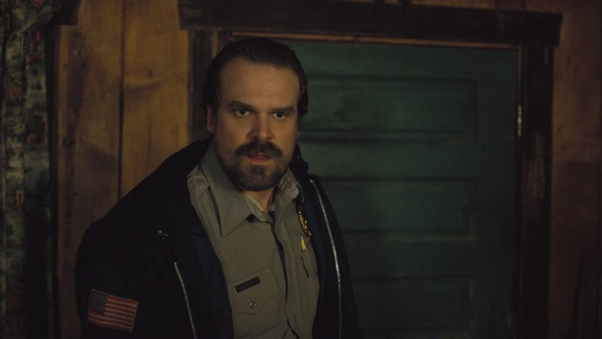 David Harbour salary Stranger Things