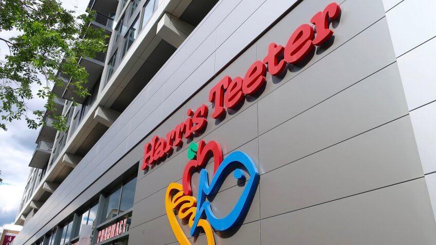 Harris Teeter store