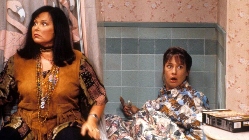 Laurie Metcalf salary Roseanne