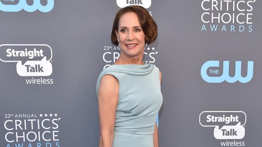 Laurie Metcalf salary
