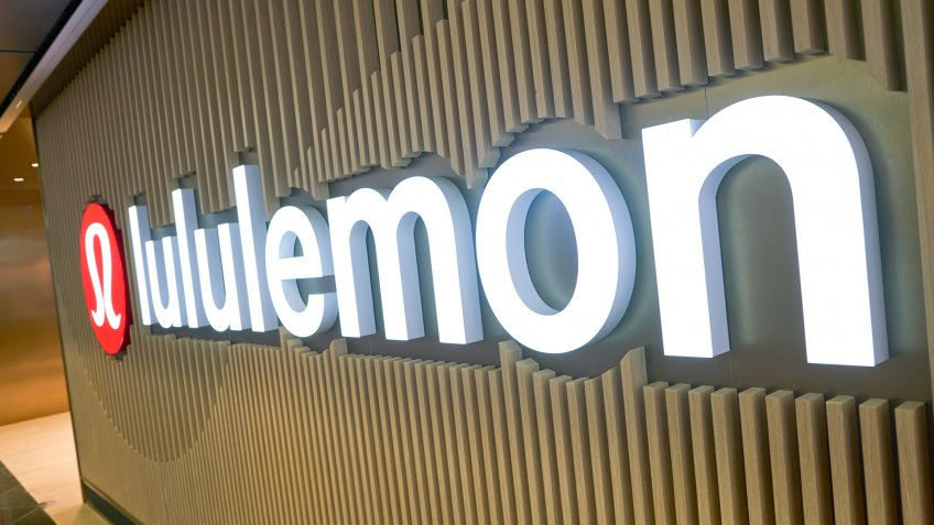 Lululemon Athletica stock value