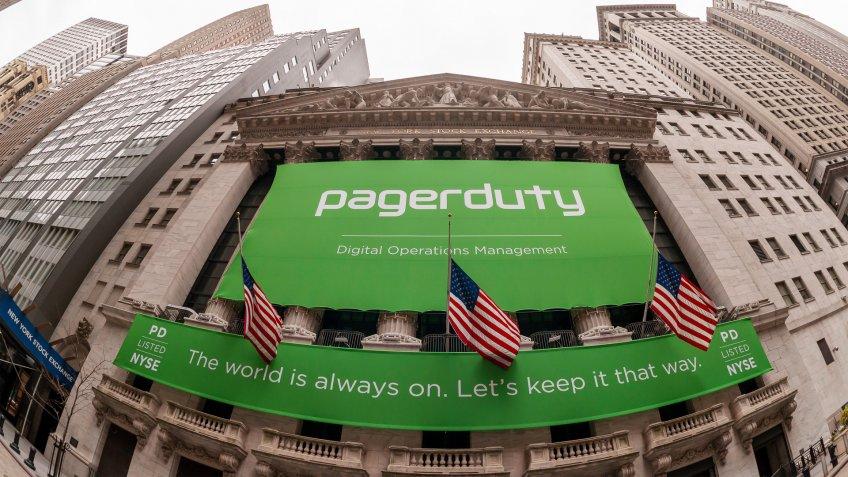 PagerDuty New York Stock Exchange