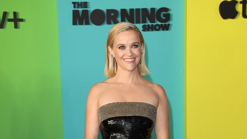 Reese Witherspoon salary The Morning Show