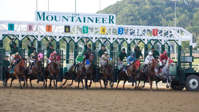 The Mountaineer Casino Racetrack and Resort horse racing