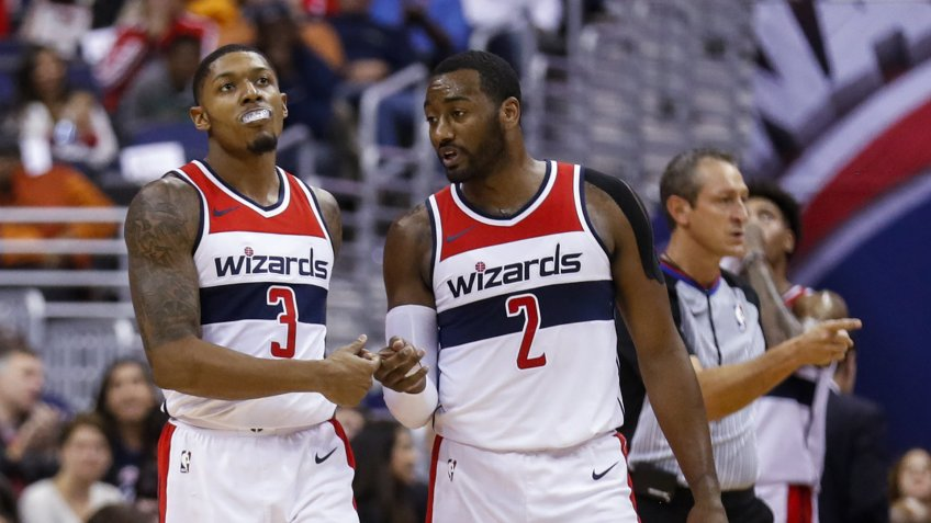 Washington Wizards basketball