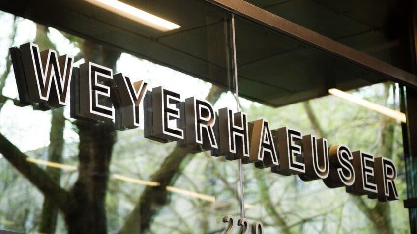 Weyerhaeuser brand