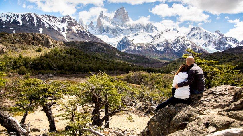 Inspiration trip in Patagonia.