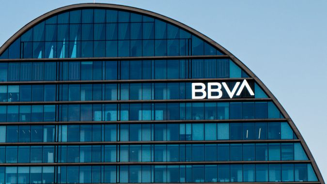 BBVA`s corporate headquarters in Las Tablas, make this skyline unique in this area.