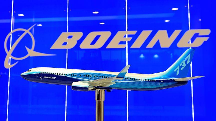 Boeing 737 Max model