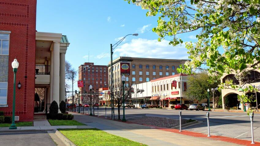 Fort Smith is the second-largest city in Arkansas and one of the two county seats of Sebastian County.